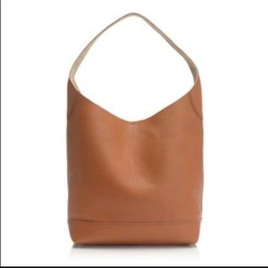 J Crew Leather Hobo